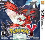 Pokemon Y for 3DS last updated Dec 02, 2013