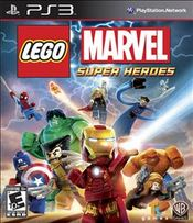 LEGO Marvel Super Heroes PS3