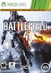 Battlefield 4 for Xbox 360 last updated Mar 17, 2014