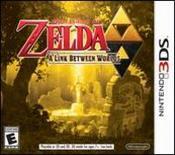 The Legend of Zelda: A Link Between Worlds for 3DS last updated Dec 04, 2013