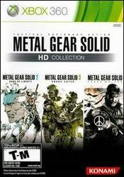 Metal Gear Solid Xbox 360