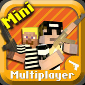 Cops N Robbers Mine Mini Game iPhone