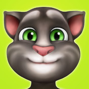 My Talking Tom iPhone