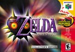 The Legend Of Zelda: Majora's Mask N64