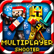 Pixel Gun 3D: Block World Pocket Survival Shooter iPhone