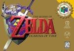 Legend Of Zelda, The: Ocarina Of Time for Nintendo64 last updated Jan 10, 2013