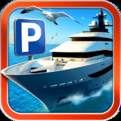 3D Boat Parking iPhone