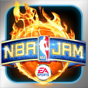 NBA JAM iPhone