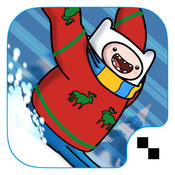 Ski Safari: Adventure Time iPhone