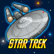 Star Trek Trexels iPhone