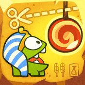 Cut the Rope: Time Travel iPhone