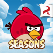 Angry Birds Seasons iPhone