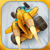 Jet Car Stunts 2 iPhone