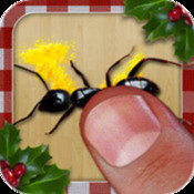 Ant Smasher Christmas iPhone
