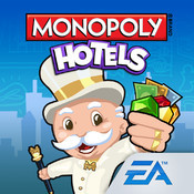 MONOPOLY Hotels MOGULS iPhone
