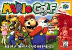 Mario Golf for Nintendo64 last updated Dec 14, 2009