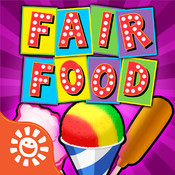 Fair Food Maker Game iPhone