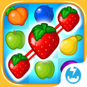 Fruit Splash Mania iPhone