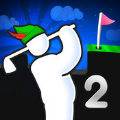 Super Stickman Golf 2 iPhone