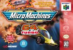 Micro Machines 64 Turbo N64