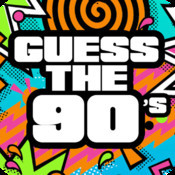 Guess The 90's! iPhone