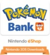 Pokemon Bank 3DS