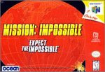 Mission: Impossible for Nintendo64 last updated Jan 14, 2005