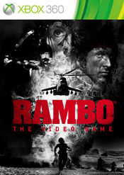 Rambo: The Video Game Xbox 360