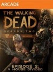 Walking Dead: Season Two Episode 2 - A House Divided Xbox 360