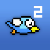 Blue Bird 2: A Flappy Resurrection iPhone