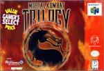 Mortal Kombat Trilogy for Nintendo64 last updated Nov 24, 2010