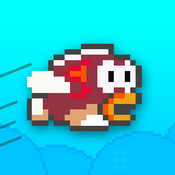 Splashy Fish - Flappy Tiny Bird Fish iPhone