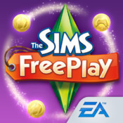 The Sims FreePlay iPhone