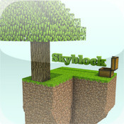 Skyblock: Survival Game Mission Flying Island iPhone