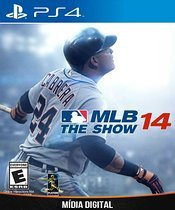 MLB 14: The Show PS4