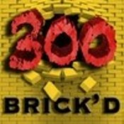 300 Brick'd iPhone