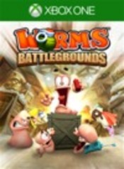 Worms Battlegrounds Xbox 360