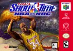 NBA Showtime: NBA On NBC N64