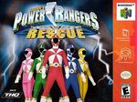Power Rangers: Lightspeed Rescue N64