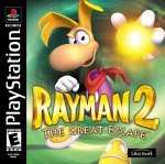 Rayman 2: The Great Escape N64