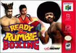 Ready 2 Rumble Boxing for Nintendo64 last updated Mar 02, 2001