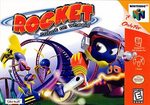 Rocket: Robot On Wheels N64