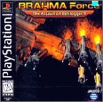 Brahma Force: The Assault On Beltlogger-9 PSX