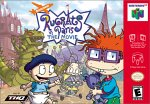 Rugrats in Paris: The Game N64