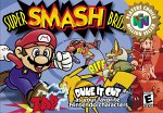 Super Smash Brothers N64