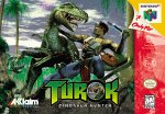 Turok: Dinosaur Hunter N64