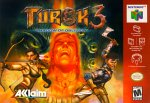 Turok 3: Shadow Of Oblivion for Nintendo64 last updated Dec 14, 2009