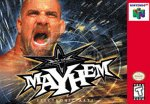WCW Mayhem for Nintendo64 last updated Aug 19, 2001