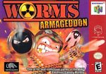 Worms Armageddon N64