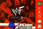 WWF: Attitude for Nintendo64 last updated Apr 09, 2003